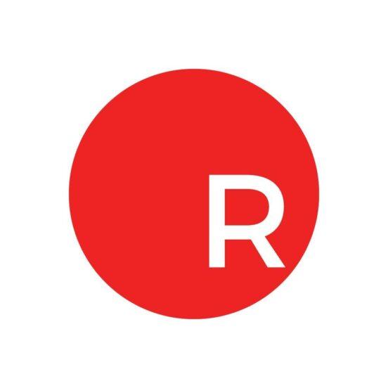 Tusz pigmentowy Red R