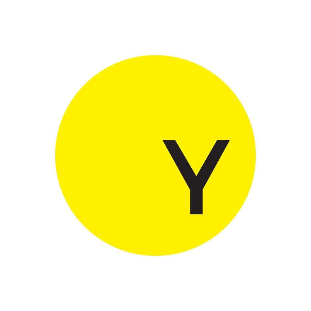 Tusz pigmentowy Yellow żółty